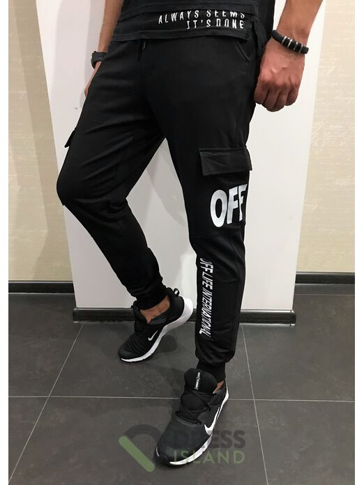 Спортивные штаны GLR Sport 2-нитка (1117-1)