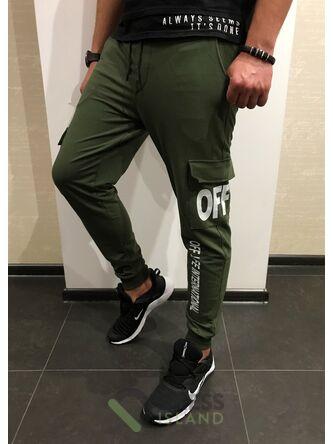 Спортивные штаны GLR Sport 2-нитка (1117-2)