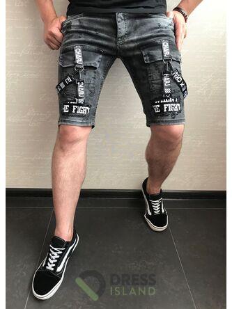 Джинсовые шорты Charj (4509)