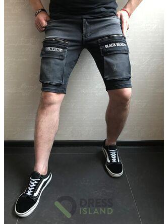Джинсовые шорты Redman (8486)