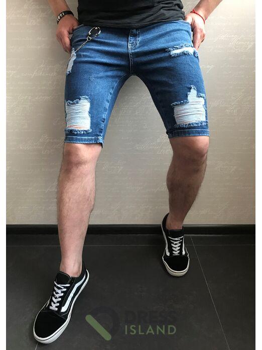 Джинсовые шорты Redman (8490)