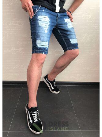 Джинсовые шорты Redman (8499)