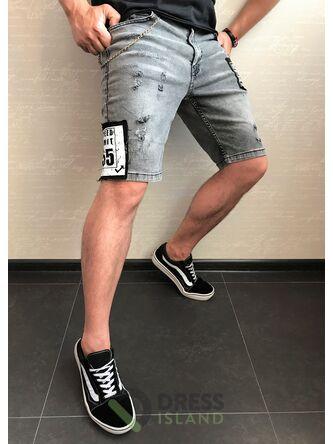 Джинсовые шорты Redman (8503)