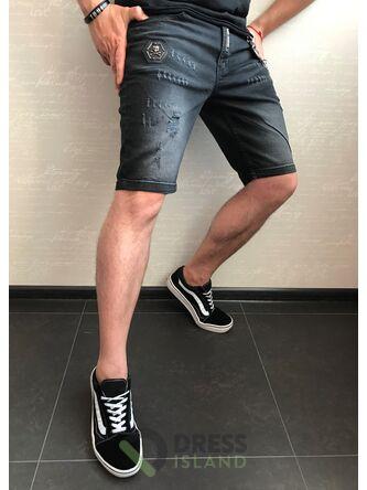 Джинсовые шорты Redman (8509)