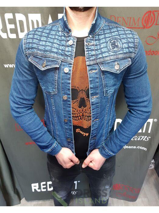 Джинсовая куртка Big Gastino (2022)
