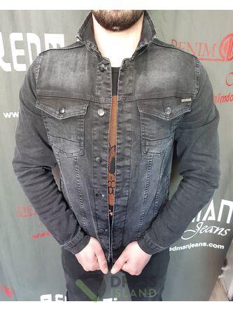 Джинсовая куртка Big Gastino Полубатал (2065)