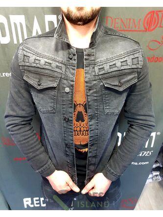 Джинсовая куртка Big Gastino (3000)