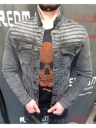 Джинсовая куртка Big Gastino (3085)