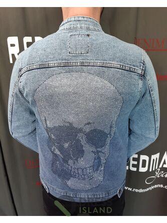 Джинсовая куртка Big Gastino (4032)