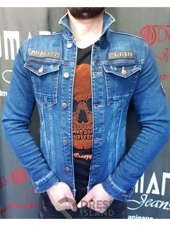 Джинсовая куртка Big Gastino (503 JL)