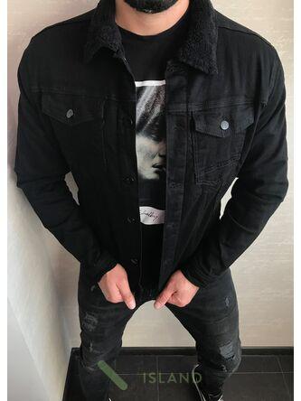 Джинсовая куртка John Lucca утеплённая (533-1)