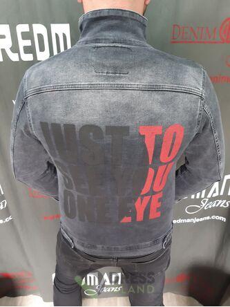 Джинсовая куртка Big Gastino (535)