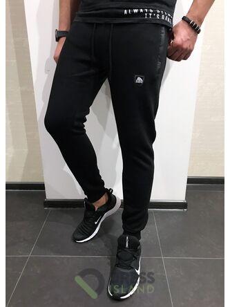 Спортивные штаны ILBES флис (200-1)