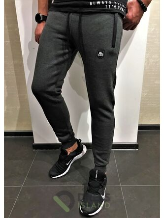 Спортивные штаны ILBES флис (200-2)