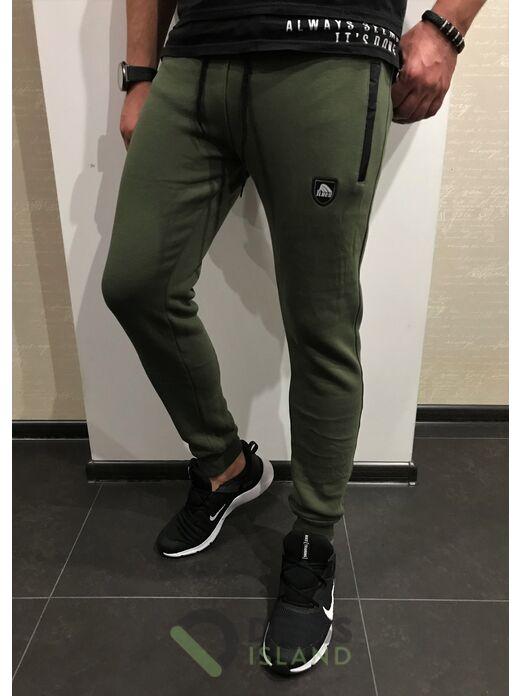 Спортивные штаны ILBES флис (200-3)