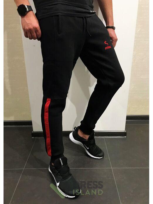 Спортивные штаны ILBES флис (201-1)