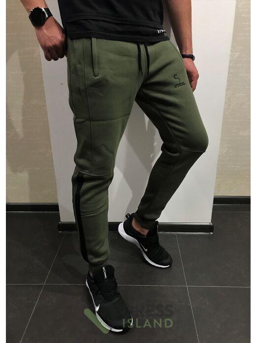 Спортивные штаны ILBES флис (201-3)