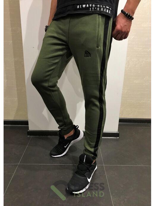 Спортивные штаны ILBES флис (202-3)