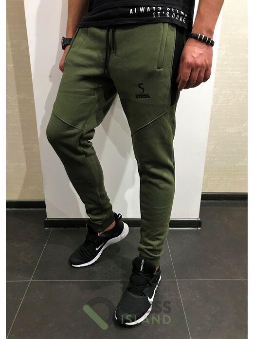 Спортивные штаны ILBES флис (203-3)