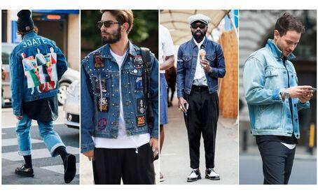 Как правильно носить и с чем комбинировать джинсовую куртку