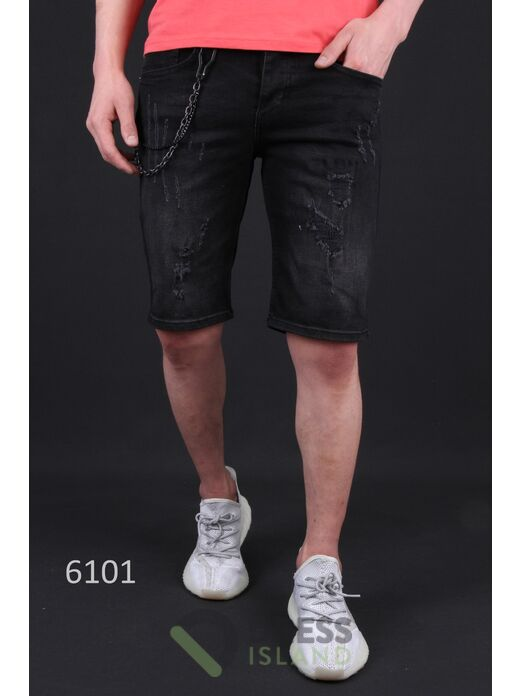 Джинсовые шорты DSQUALA (6101)