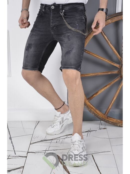 Джинсовые шорты DSQUALA (6103)