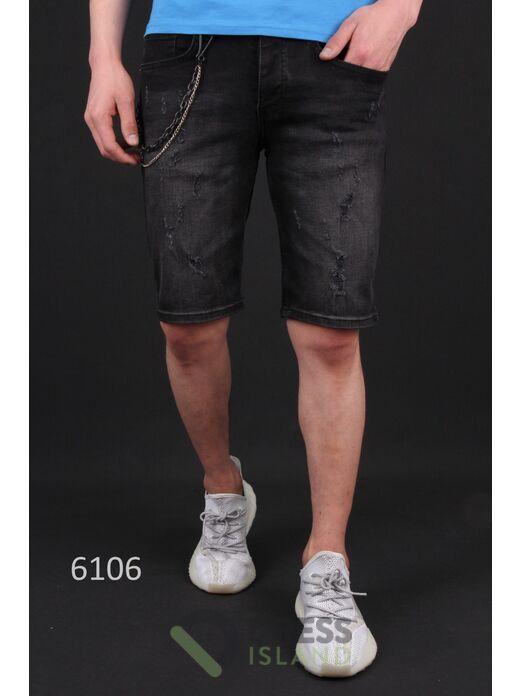 Джинсовые шорты DSQUALA (6106)