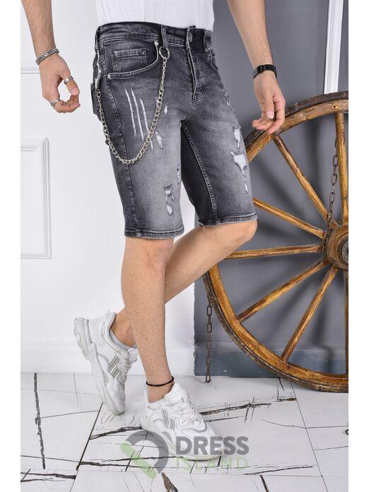 Джинсовые шорты DSQUALA (6108)