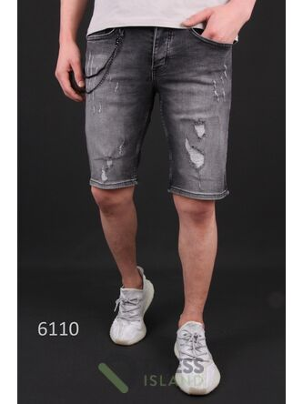 Джинсовые шорты DSQUALA (6110)