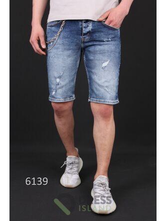 Джинсовые шорты DSQUALA (6139)