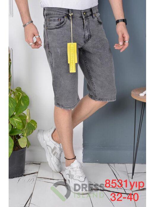 Джинсовые шорты Redman полубатал (8531-2)