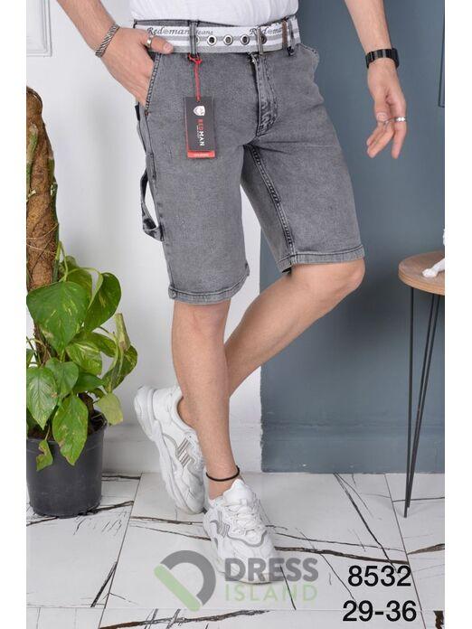 Джинсовые шорты Redman (8532-2)