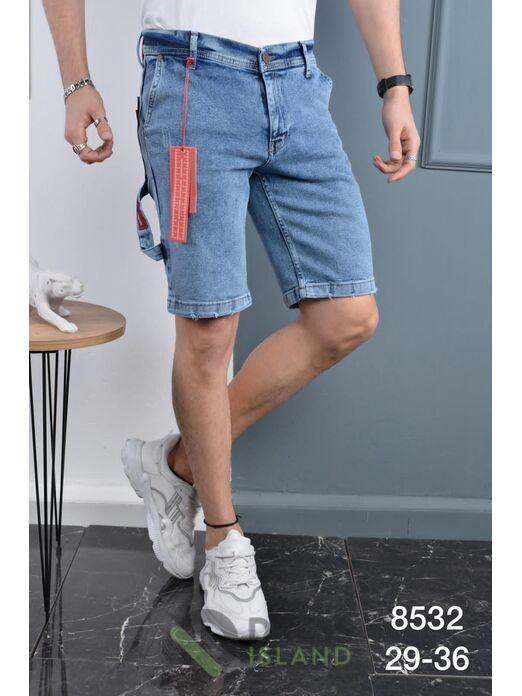 Джинсовые шорты Redman (8532-3)