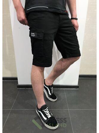 Джинсовые шорты-джоггеры Redman (8545-1)