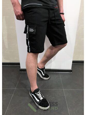 Джинсовые шорты-джоггеры Redman (8554-1)