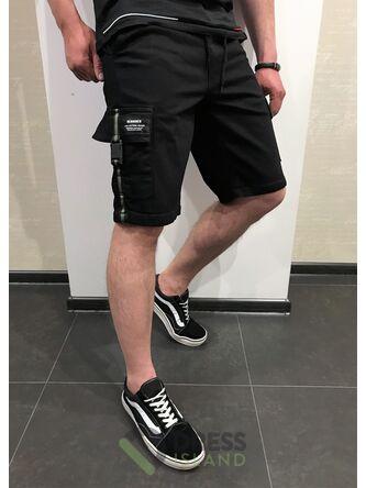 Джинсовые шорты-джоггеры Redman (8554-2)