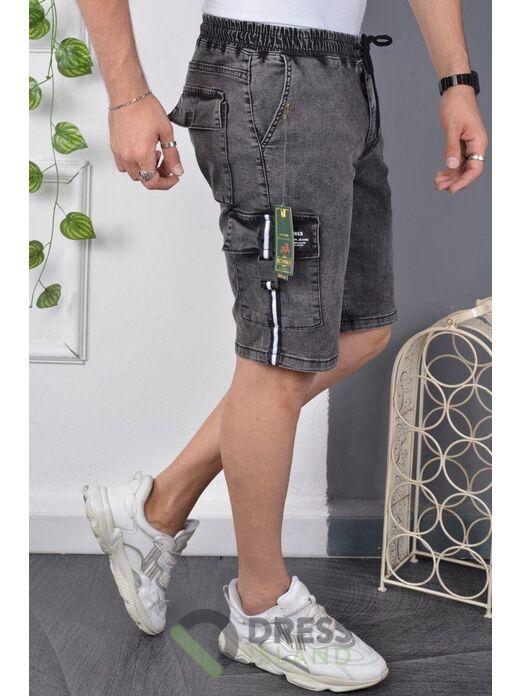 Джинсовые шорты-джоггеры Redman (8554-3)