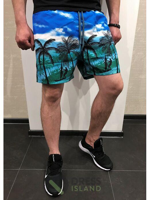 Пляжные шорты Deco Dass (333-1)